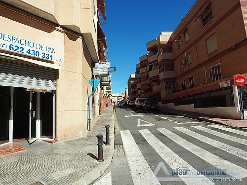 Locales comerciales - Local comercial en alquiler en San Gabriel en Alicante/Alacant - 275416640