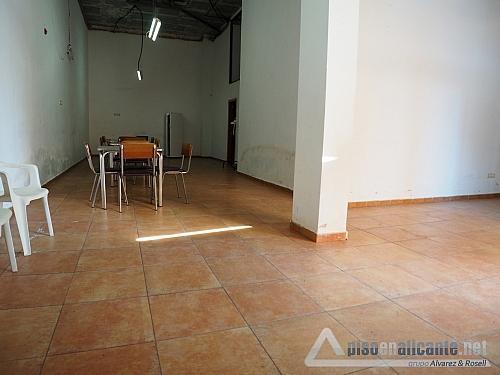 Locales comerciales - Local comercial en alquiler en San Gabriel en Alicante/Alacant - 275416643