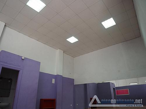 Locales comerciales - Local comercial en alquiler en San Gabriel en Alicante/Alacant - 275416649