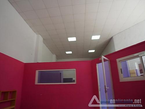 Locales comerciales - Local comercial en alquiler en San Gabriel en Alicante/Alacant - 275416658