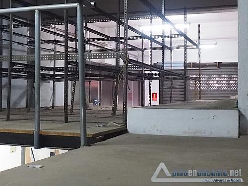 Oficina en avenida aguilera de alquiler - Local comercial en alquiler en Centro en Alicante/Alacant - 278456518