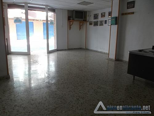 Local de alquiler - Local comercial en alquiler en Alicante/Alacant - 283471510