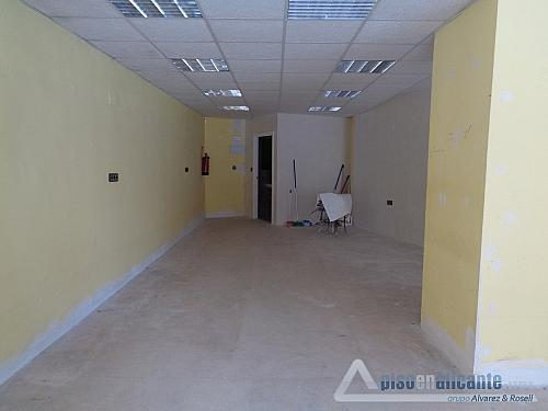Local comercial en alquiler - Local comercial en alquiler en Alicante/Alacant - 283927447