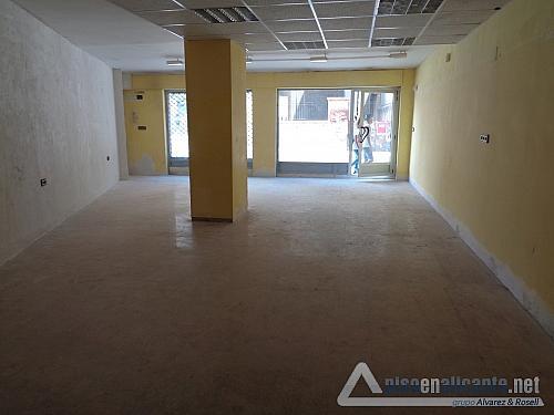 Local comercial en alquiler - Local comercial en alquiler en Alicante/Alacant - 283927456