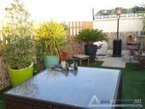 Atico en los Angeles - Ático en alquiler opción compra en Los Angeles en Alicante/Alacant - 288581346
