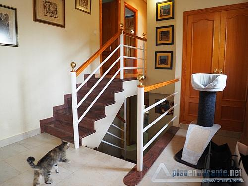 Chalet de lujo en Alicante - Chalet en alquiler en Villafranqueza - 293950368