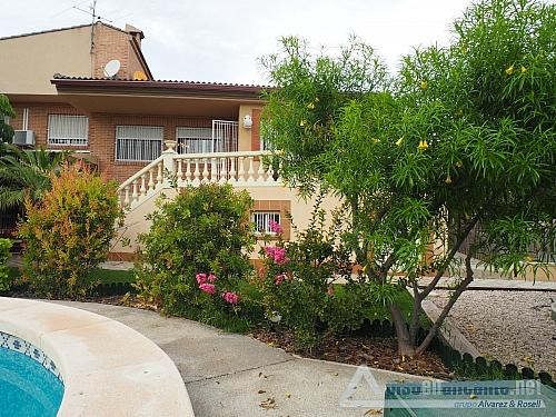 Chalet de lujo en Alicante - Chalet en alquiler opción compra en Villafranqueza - 293473823