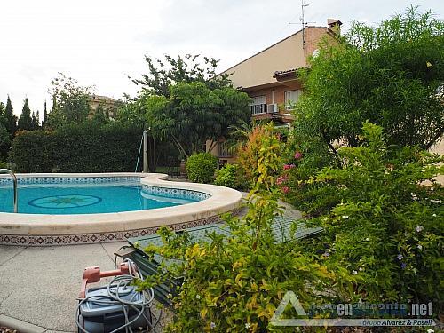 Chalet de lujo en Alicante - Chalet en alquiler opción compra en Villafranqueza - 293473832