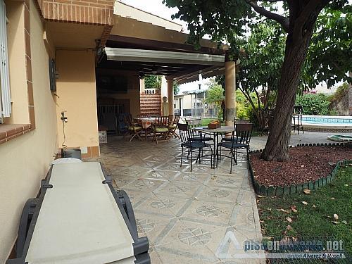Chalet de lujo en Alicante - Chalet en alquiler opción compra en Villafranqueza - 293473844
