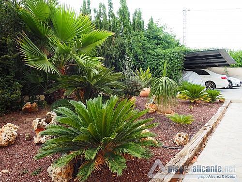 Chalet de lujo en Alicante - Chalet en alquiler opción compra en Villafranqueza - 293473847