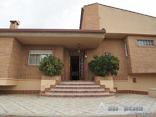 Chalet de lujo en Alicante - Chalet en alquiler opción compra en Villafranqueza - 293473856