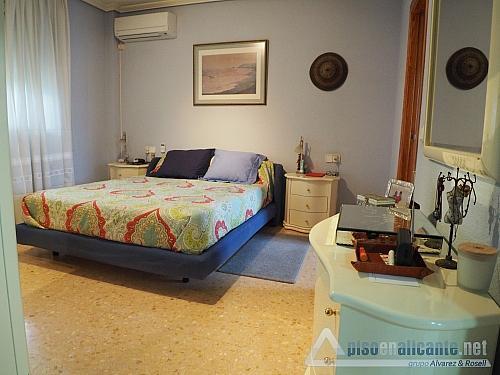 Chalet de lujo en Alicante - Chalet en alquiler opción compra en Villafranqueza - 293473868