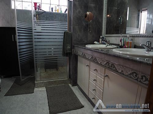 Chalet de lujo en Alicante - Chalet en alquiler opción compra en Villafranqueza - 293473871
