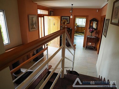 Chalet de lujo en Alicante - Chalet en alquiler opción compra en Villafranqueza - 293950422