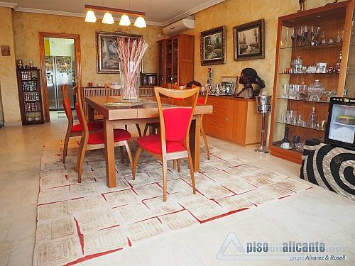 Chalet de lujo en Alicante - Chalet en alquiler opción compra en Villafranqueza - 293950434