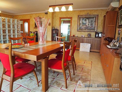 Chalet de lujo en Alicante - Chalet en alquiler opción compra en Villafranqueza - 293950437