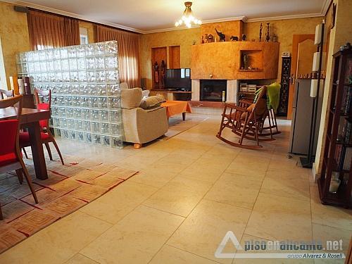 Chalet de lujo en Alicante - Chalet en alquiler opción compra en Villafranqueza - 293950440