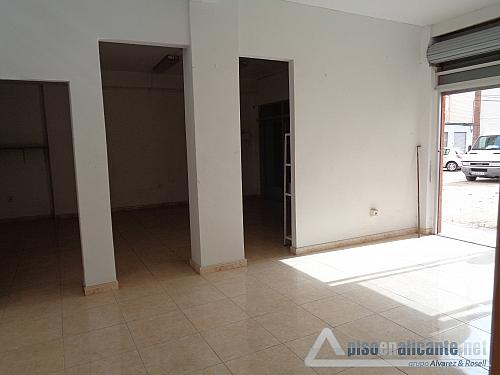 Local comercial en alquiler - Local comercial en alquiler en Alicante/Alacant - 301678070