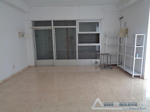 Local comercial en alquiler - Local comercial en alquiler en Alicante/Alacant - 301678073