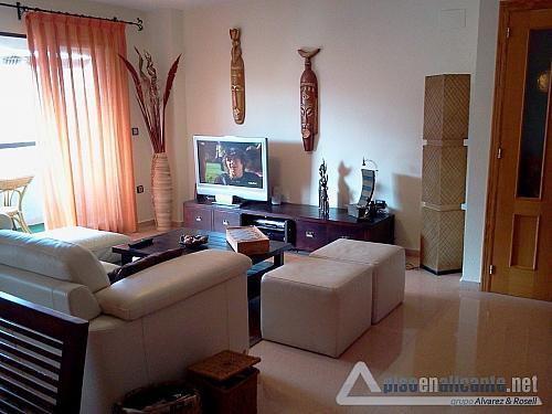 Piso en Miriam Blasco - Piso en alquiler en San Juan de Alicante/Sant Joan d´Alacant - 302156180