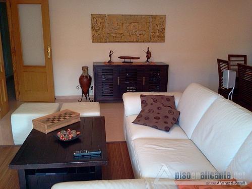 Piso en Miriam Blasco - Piso en alquiler en San Juan de Alicante/Sant Joan d´Alacant - 302156195