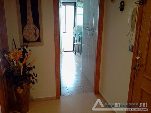 Piso en Miriam Blasco - Piso en alquiler en San Juan de Alicante/Sant Joan d´Alacant - 302156213