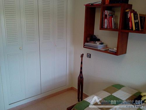 Piso en Miriam Blasco - Piso en alquiler en San Juan de Alicante/Sant Joan d´Alacant - 302156225