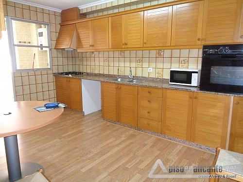 Estupenda vivienda - Piso en alquiler opción compra en Alicante/Alacant - 304737812