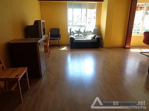 Estupenda vivienda - Piso en alquiler opción compra en Alicante/Alacant - 304737833