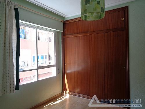 Estupenda vivienda - Piso en alquiler opción compra en Alicante/Alacant - 304737848