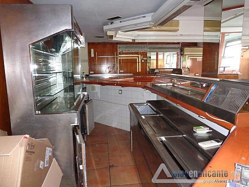 Local muy céntrico - Local comercial en alquiler en Benalúa en Alicante/Alacant - 309183196