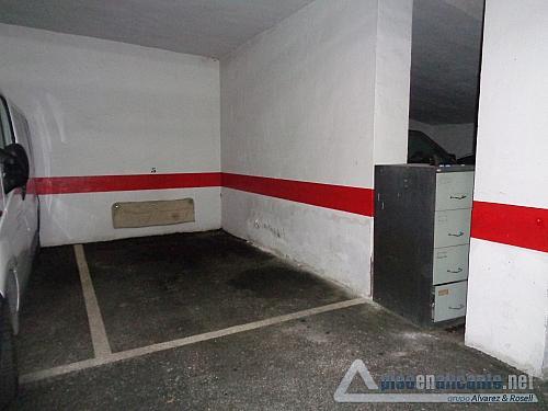 Dos plazas de garaje en los angeles - Garaje en alquiler en Los Angeles en Alicante/Alacant - 322937283