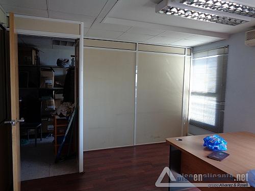 Entreplanta comercial - Local comercial en alquiler en Centro en Alicante/Alacant - 323363761