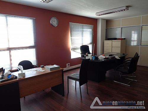 Entreplanta comercial - Local comercial en alquiler en Centro en Alicante/Alacant - 323363764