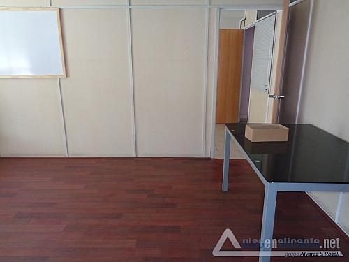 Entreplanta comercial - Local comercial en alquiler en Centro en Alicante/Alacant - 323363770