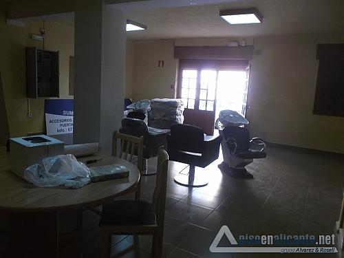 Local en San Agustin de alquiler - Local comercial en alquiler en San Agustin en Alicante/Alacant - 330365802