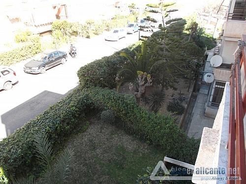 Vivienda exterior - Piso en alquiler opción compra en Alicante/Alacant - 331273078