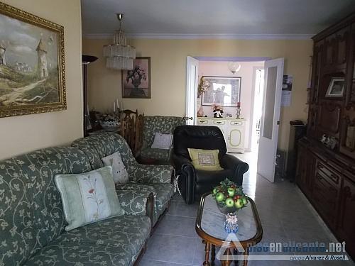 Vivienda exterior - Piso en alquiler opción compra en Alicante/Alacant - 331273087