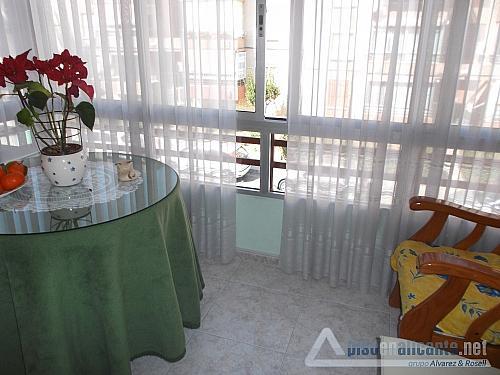 Vivienda exterior - Piso en alquiler opción compra en Alicante/Alacant - 331273090