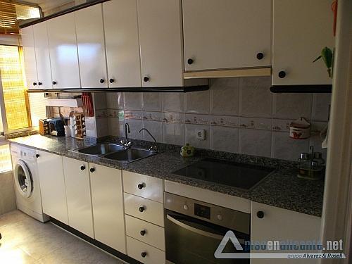 Vivienda exterior - Piso en alquiler opción compra en Alicante/Alacant - 331273093
