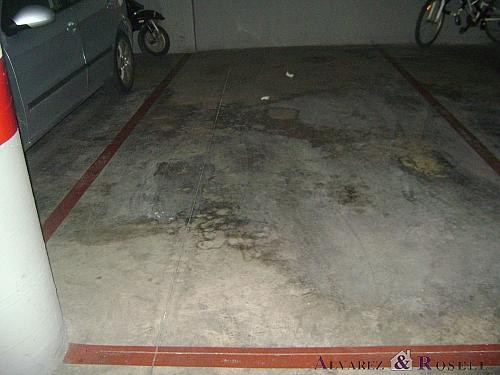 No disponible - Garaje en alquiler en Los Angeles en Alicante/Alacant - 158337656