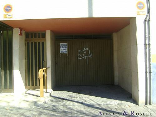 No disponible - Garaje en alquiler en Los Angeles en Alicante/Alacant - 158337659