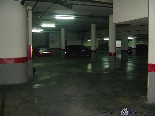Plaza de Garaje en Alicante - Garaje en alquiler en Los Angeles en Alicante/Alacant - 207783570