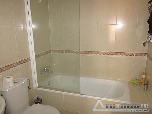 No disponible - Piso en alquiler opción compra en San Juan de Alicante/Sant Joan d´Alacant - 158340845