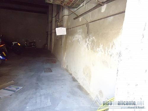 No disponible - Local comercial en alquiler en Los Angeles en Alicante/Alacant - 158341493