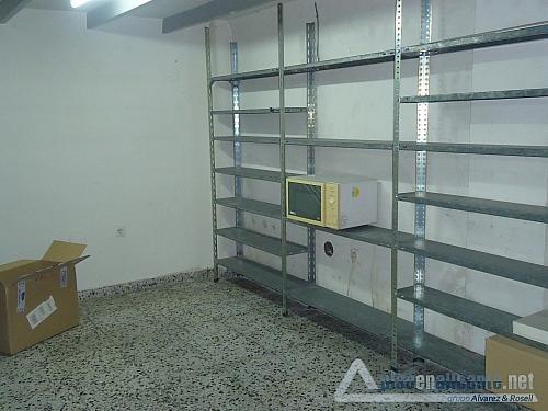 No disponible - Local comercial en alquiler en Alicante/Alacant - 158342918