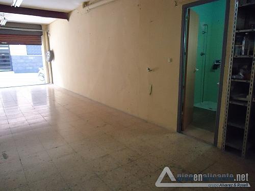 No disponible - Local comercial en alquiler en Alicante/Alacant - 158344388