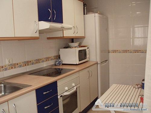 No disponible - Piso en alquiler opción compra en Ciudad de Asis en Alicante/Alacant - 158345438