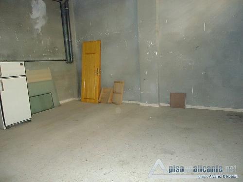 No disponible - Local comercial en alquiler en Los Angeles en Alicante/Alacant - 158345831
