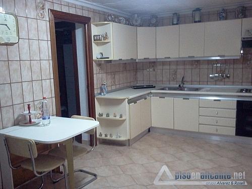 No disponible - Piso en alquiler opción compra en San Blas - Santo Domingo en Alicante/Alacant - 158346827